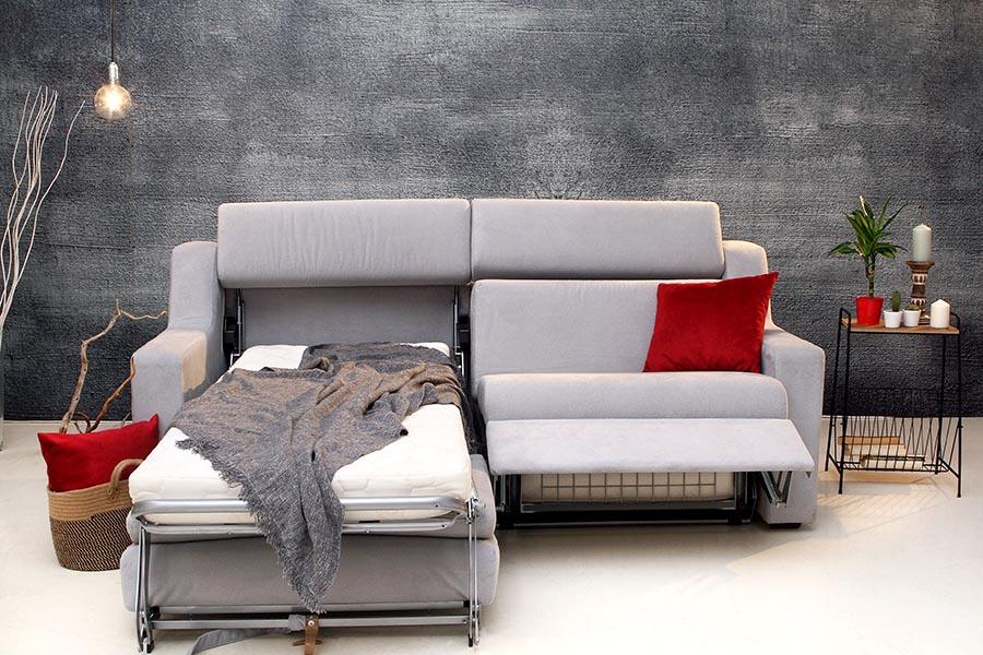Καναπές κρεβάτι ρηλάξ Εύρηκα | Καναπές Κρεβάτι Ραγιαδάκος