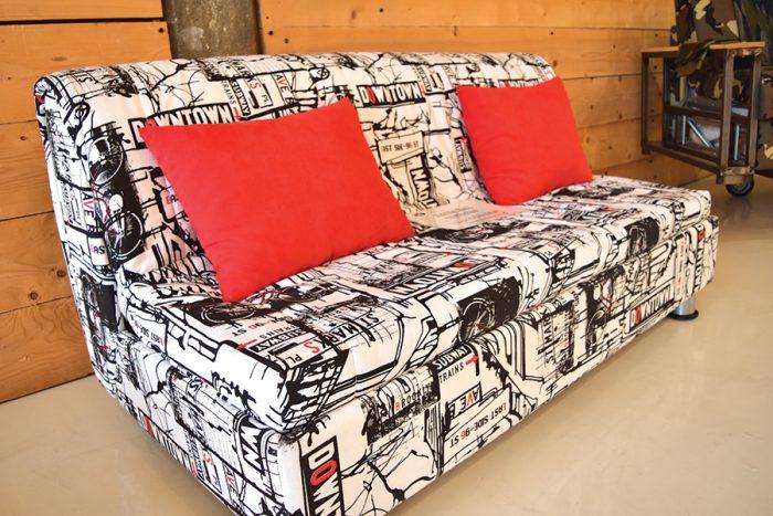 Καναπές-κρεβάτι-ΤΆΝΙΑ