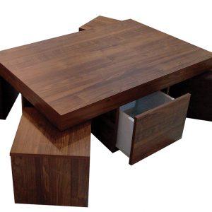 Τραπέζι σαλονιού πολυμορφικό