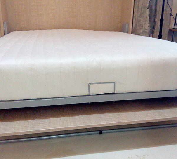 Κρεβάτι-ντουλάπα-διπλό