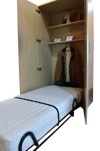 Κρεβάτι-ντουλάπα