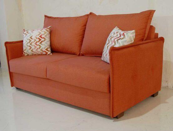 Καναπές κρεβάτι Ίμια λεπτό μπράτσο