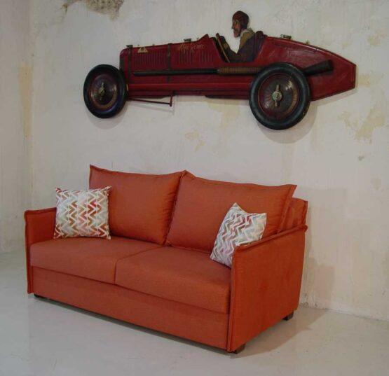 Καναπές κρεβάτι Ίμια