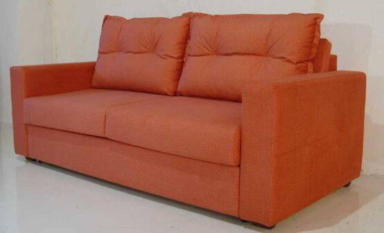 Καναπές κρεβάτι Ίμια μπράτσο καπιτονέ πλάτη μαξ.ρέλι καπιτονέ